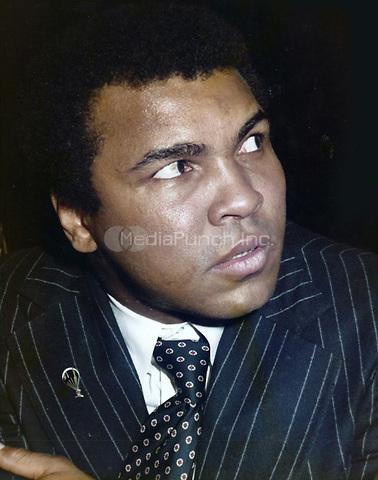 Muhammed Ali<br /> 1983 <br /> Credit:  John Barrett/PHOTOlink/MediaPunch