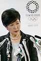 Tokyo Governor Koike introduces guide for foreign residents