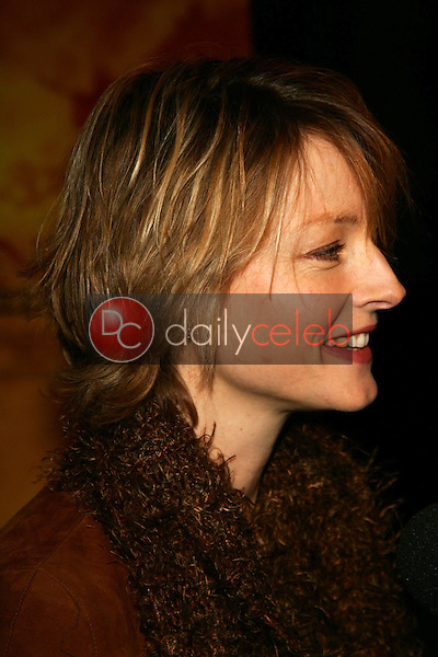 """Jodie Foster<br />at the premiere of """"Neil Young: Heart of Gold"""". Paramount Theater, Los Angeles, CA 02-07-06<br />Dave Edwards/DailyCeleb.com 818-249-4998"""