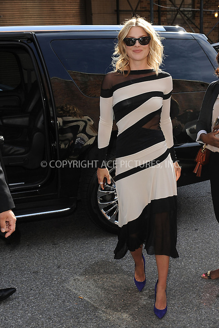 WWW.ACEPIXS.COM<br /> September 9, 2013 New York City<br /> <br /> Ali Larter seen at Donna Karan Spring 2014 Runway Show in New York City on September 9, 2013.<br /> <br /> By Line: Kristin Callahan/ACE Pictures<br /> ACE Pictures, Inc.<br /> tel: 646 769 0430<br /> Email: info@acepixs.com<br /> www.acepixs.com<br /> Copyright:<br /> Kristin Callahan/ACE Pictures