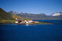 British Military Base, Grytviken, South Georgia Island, Antarctica