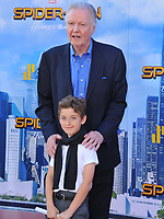 www.acepixs.com<br /> <br /> June 28 2017, LA<br /> <br /> Jon Voight arriving at the premiere of Columbia Pictures' 'Spider-Man: Homecoming' at the TCL Chinese Theatre on June 28, 2017 in Hollywood, California.<br /> <br /> By Line: Peter West/ACE Pictures<br /> <br /> <br /> ACE Pictures Inc<br /> Tel: 6467670430<br /> Email: info@acepixs.com<br /> www.acepixs.com