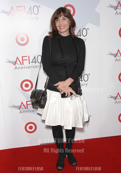 Talia Shire at the American Film Institute's 40th Anniversary celebration at the Arclight Theatre, Hollywood..October 4, 2007  Los Angeles, CA.Picture: Paul Smith / Featureflash