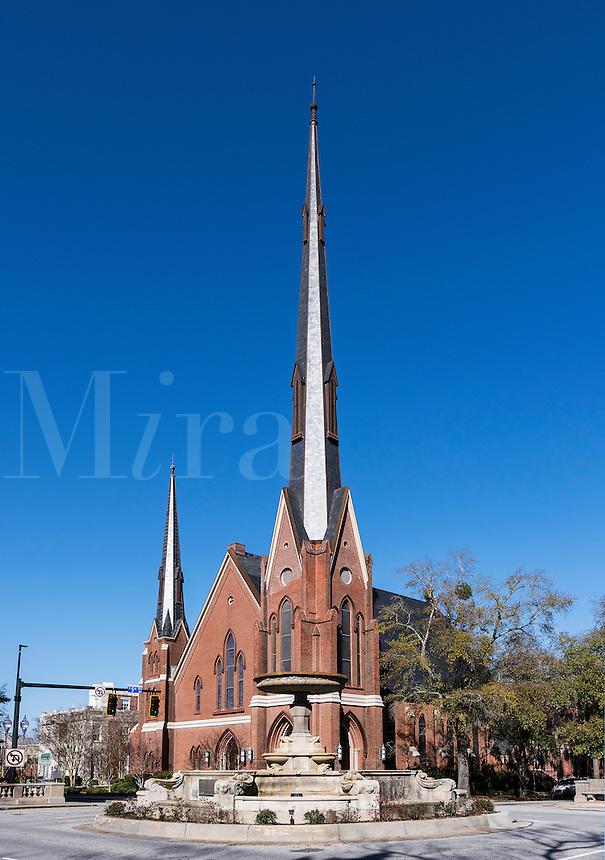 First Baptist Church, Wilmington, North Carolina, USA