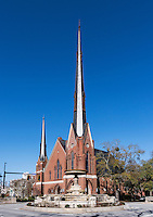 First Baptist Church, Wilmington, North Carolina, USA