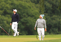 Joel Sjoholm (SWE) on the 15th green during Round 4 of the Bridgestone Challenge 2017 at the Luton Hoo Hotel Golf &amp; Spa, Luton, Bedfordshire, England. 10/09/2017<br /> Picture: Golffile | Thos Caffrey<br /> <br /> <br /> All photo usage must carry mandatory copyright credit     (&copy; Golffile | Thos Caffrey)