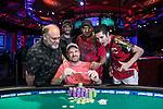 2019 WSOP Event 59: $600 No-Limit Hold'em DEEPSTACK CHAMPIONSHIP