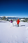 Colorado: Cross Country Skiing, Keystone, model released, Photo: cocros102   .Photo Copyright: Lee Foster, (510) 549-2202, lee@fostertravel.com, www.fostertravel.com