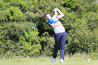 Robert Brazill (Naas) during the 1st round of the East of Ireland championship, Co Louth Golf Club, Baltray, Co Louth, Ireland. 02/06/2017<br /> Picture: Golffile | Fran Caffrey<br /> <br /> <br /> All photo usage must carry mandatory copyright credit (&copy; Golffile | Fran Caffrey)