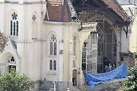 05.07.2018 - Restauração Igreja no Largo do Paissandu em SP