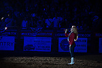 Christine Winburn during first round of the Fort Worth Stockyards Pro Rodeo event in Fort Worth, TX - 8.10.2019 Photo by Christopher Thompson