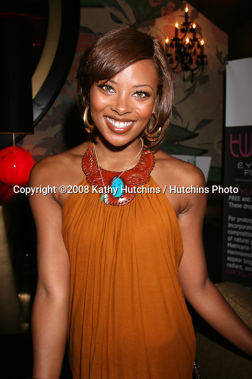 Eva Marcille.GBK MTV Movie Awards Gifting Suites .Crimson & Opera.Los Angeles,  CA.May 30, 2008.©2008 Kathy Hutchins / Hutchins Photo .