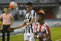 Atletico Junior (COL) vs Montevideo Wanderers Fútbol Club  (URU), 28-09-2016. CS_2016