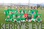 LISTOWEL CELTIC: The Listowel Celtic U 6' 7 & 8 teams who played St Brendan's Park at Christy Leahy park, Tralee on Saturday.
