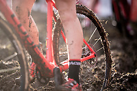 'sticky mud' <br /> <br /> 82nd Druivencross Overijse 2019 (BEL)<br />  <br /> ©kramon