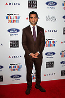 LOS ANGELES - NOV 2:  Kumail Nanjiani at the 6th Annual Reel Stories, Real Lives Benefiting MPTF at the Milk Studios on November 2, 2017 in Los Angeles, CA