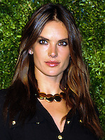 NEW YORK CITY, NY, USA - NOVEMBER 03: Alessandra Ambrosio arrives at the 11th Annual CFDA/Vogue Fashion Fund Awards held at Spring Studios on November 3, 2014 in New York City, New York, United States. (Photo by Celebrity Monitor)