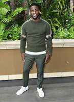 "30 October 2018 - Beverly Hills, California - Kevin Hart. ""The Upside"" Photo Call held at The Four Seasons at Beverly Hills . Photo Credit: Birdie Thompson/AdMedia"