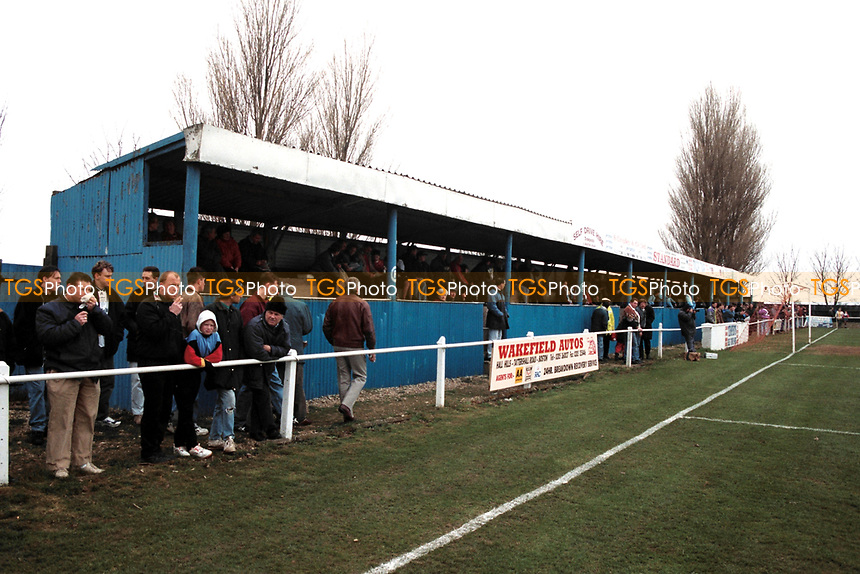 General view of Boston FC Football Ground, Tattershall Road, Boston, Lincolnshire, pictured on 27th March 1994