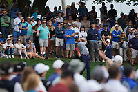 Matt Kucher (USA) on the 17th tee during the final round at the PGA Championship 2019, Beth Page Black, New York, USA. 20/05/2019.<br /> Picture Fran Caffrey / Golffile.ie<br /> <br /> All photo usage must carry mandatory copyright credit (© Golffile | Fran Caffrey)