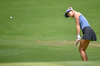 Michelle Wie (USA) chips on to 10 during round 2 of the U.S. Women's Open Championship, Shoal Creek Country Club, at Birmingham, Alabama, USA. 6/1/2018.<br /> Picture: Golffile | Ken Murray<br /> <br /> All photo usage must carry mandatory copyright credit (&copy; Golffile | Ken Murray)