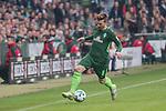 15.04.2018, Weser Stadion, Bremen, GER, 1.FBL, Werder Bremen vs RB Leibzig, im Bild<br /> <br /> <br /> Jerome Gondorf (Werder Bremen #8)<br /> Foto &copy; nordphoto / Kokenge