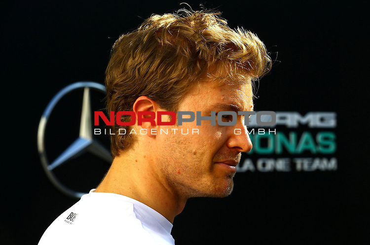 27.03.2011, Sepang-International-Circuit, Malaysia, MAL , Gro&szlig;er Preis von Malaysia / Kuala Lumpur, Vorbericht, im Bild<br /> <br />  Nico Rosberg (GER), Mercedes GP<br /> for the complete Middle East, Austria &amp; Germany Media usage only!<br />  Foto &copy; nph / Mathis