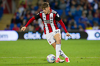 David Brooks of Sheffield United during the Sky Bet Championship match between Cardiff City and Sheffield United at Cardiff City Stadium, Cardiff, Wales on 15 August 2017. Photo by Mark  Hawkins / PRiME Media Images.