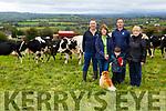 Mike Teahan, Helen O'Mahony, Fionn and  Diarmuid McCarthy and Mary Fleming