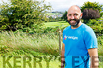 Dermot Behan in Killorglin who hiking the 50 highest mountains peaks in Ireland in 50 weeks for LauraLynn Children's Hospice. Having completed 39 of them and only 11 more to go.