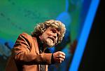 02/05/2014 Trento, Italia. 62nd Trento Film Festival.<br /> Italy's Alpinist Reinhold Messner