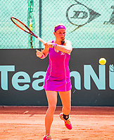 The Hague, Netherlands, 10 June, 2018, Tennis, Play-Offs Competition, Quirine Lemoine (NED)<br /> Photo: Henk Koster/tennisimages.com