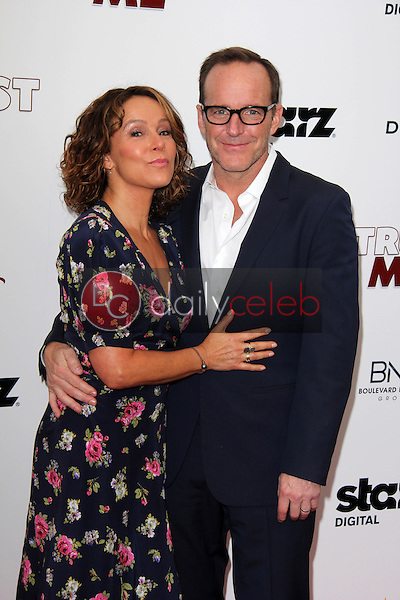 Jennifer Grey, Clark Gregg<br />