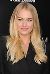 WESTWOOD, CA- AUGUST 07: Actress Leven Rambin arrives at the Los Angeles premiere of 'Elysium' at Regency Village Theatre on August 7, 2013 in Westwood, California.