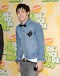 Pete Wentz at The 2009 Nickelodeon's Kids Choice Awards held at Pauley Pavilion in West Hollywood, California on March 28,2009                                                                     Copyright 2009 Debbie VanStory/RockinExposures