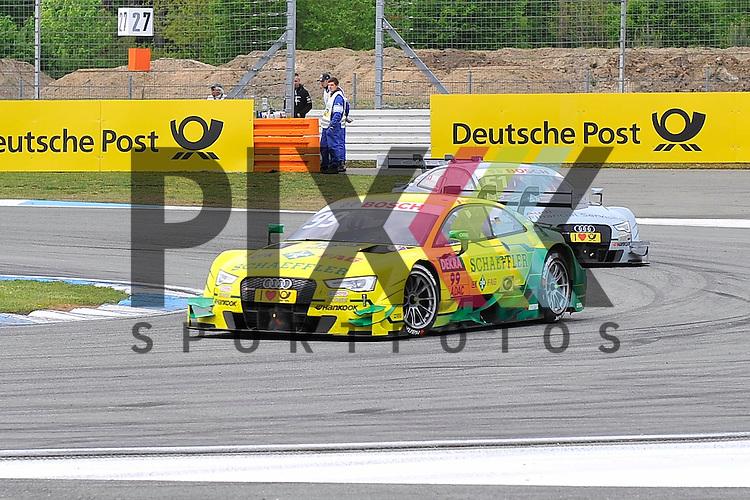 # 99 Mike Rockenfeller auf Audi RS5 DTM vom Audi Sport Team Phoenix in der Spitzkehre beim Rennen der DTM auf dem Hockenheimring.<br /> <br /> Foto &copy; P-I-X.org *** Foto ist honorarpflichtig! *** Auf Anfrage in hoeherer Qualitaet/Aufloesung. Belegexemplar erbeten. Veroeffentlichung ausschliesslich fuer journalistisch-publizistische Zwecke. For editorial use only.