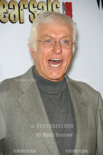 "Dick Van Dyke at the second annual ""A Fine Romance"" gala to benefit the Motion Picture & TV Fund, in Los Angeles..November 18, 2006  Los Angeles, CA.Picture: Paul Smith / Featureflash"