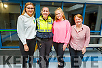 Rachel O'Donnell, Gda Mary Gardiner, Emma Fitzgibbon and Mary B Murphy at the Mercy Mounthawk Careers evening in the school on Thursday.
