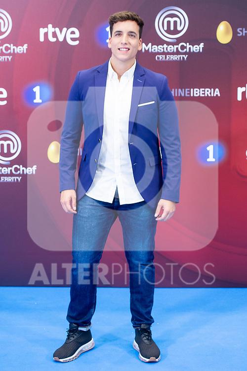 Xuxo Jones attends to presentation of 'Master Chef Celebrity' during FestVal in Vitoria, Spain. September 06, 2018. (ALTERPHOTOS/Borja B.Hojas)
