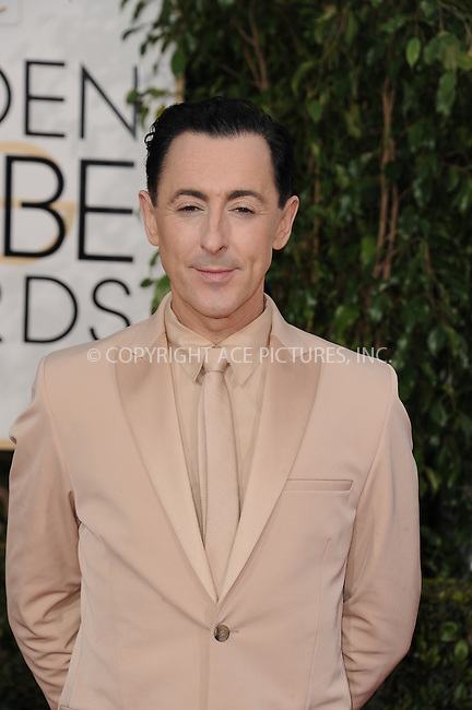 WWW.ACEPIXS.COM<br /> <br /> January 11 2015, LA<br /> <br /> Alan Cumming arriving at the 72nd Annual Golden Globe Awards at The Beverly Hilton Hotel on January 11, 2015 in Beverly Hills, California.<br /> <br /> <br /> By Line: Peter West/ACE Pictures<br /> <br /> <br /> ACE Pictures, Inc.<br /> tel: 646 769 0430<br /> Email: info@acepixs.com<br /> www.acepixs.com
