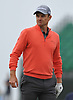 Justin Rose gets ready to tee off from the 17th Hole during a practice round prior to the U.S. Open Championship at Shinnecock Hills Golf Club in Southampton on Wednesday, June 13, 2018.