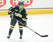 Maggie Walsh (Vermont - 6) - The University of Vermont Catamounts defeated the Boston College Eagles 5-1 on Saturday, November 7, 2009, at Conte Forum in Chestnut Hill, Massachusetts.