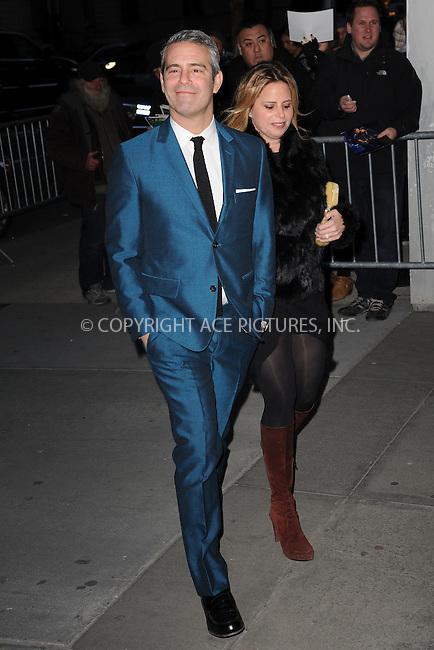 WWW.ACEPIXS.COM<br /> March 22, 2015 New York City<br /> <br /> Andy Cohen attending the 'Mad Men' New York Special Screening at The Museum of Modern Art on March 22, 2015 in New York City.<br /> <br /> Please byline: Kristin Callahan/AcePictures<br /> <br /> ACEPIXS.COM<br /> <br /> Tel: (646) 769 0430<br /> e-mail: info@acepixs.com<br /> web: http://www.acepixs.com