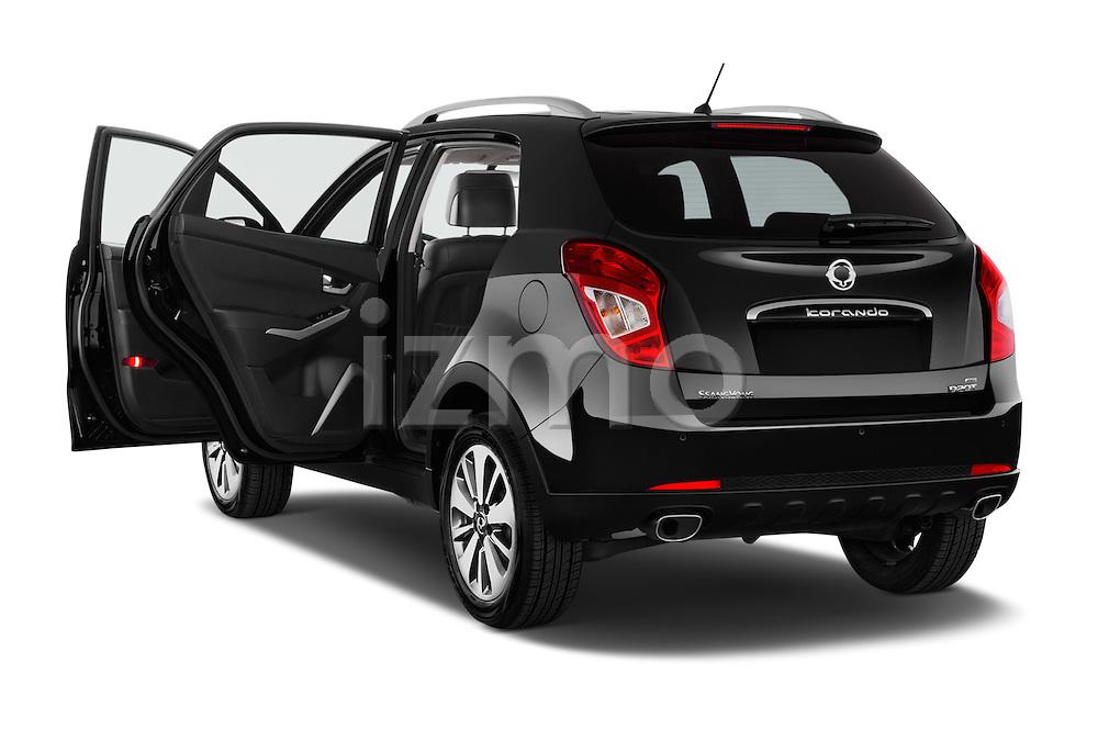 Car images of2014 Ssangyong Korando Sapphire 5 Door SUV Doors