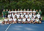 9-16-19, Huron High School boy's varsity tennis team