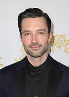 PASADENA, CA - FEBRUARY 9: Carlo Marks, at the Hallmark Channel and Hallmark Movies &amp; Mysteries Winter 2019 TCA at Tournament House in Pasadena, California on February 9, 2019. <br /> CAP/MPI/FS<br /> &copy;FS/MPI/Capital Pictures