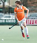 WASSENAAR - Hoofdklasse hockey heren, HGC-Bloemendaal (0-5)  Florian Fuchs (Bldaal)       COPYRIGHT KOEN SUYK