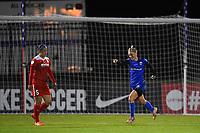 Boyds, MD - Saturday September 30, 2017: Jess Fishlock during a regular season National Women's Soccer League (NWSL) match between the Washington Spirit and the Seattle Reign FC at Maureen Hendricks Field, Maryland SoccerPlex.