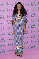 Corrine Bailey Rae<br /> arriving for the V&A Summer Party 2018, London<br /> <br /> ©Ash Knotek  D3410  20/06/2018
