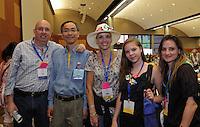 John Weiss (USA), Marcio Noguchi (USA), Aline Guimaraes (Brazil), Lorena Guimaraes (Brazil), Isa Klein (Brazil)